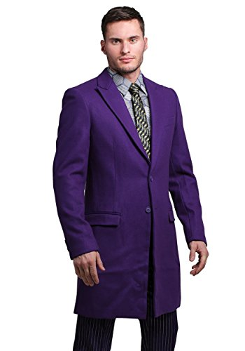 THE JOKER Suit Overcoat (Authentic) (The Joker Suit)