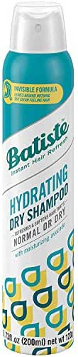 Dry Shampoo: Batiste Hydrate