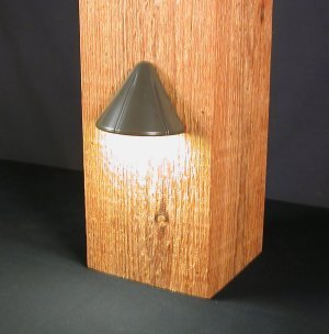 Aurora-Deck-Lighting-Vega-12V-Deck-Post-Surface-Light-1W-LED-Bronze