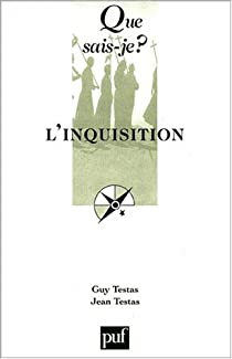 L'Inquisition par Testas
