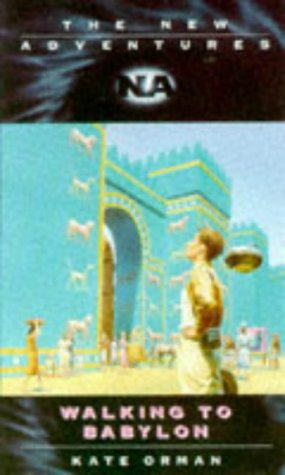Bernice Summerfield Virgin New Adventures Book Series border=