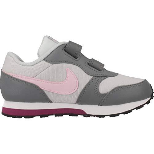 tdv Platinum 017 Bambino Atletica cool Foam Grey Scarpe Runner pink Nike pure Leggera Multicolore 2 Md Da PqaCcwTtx