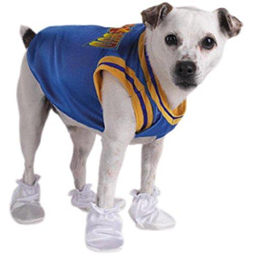 Costume Halloween Basketball (Air Bud Buddy Basketball Dog Costume -)