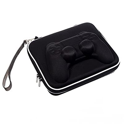 Mod Freakz PS4 Large Airform Controller Case with Wrist Strap Black from Donaldsons