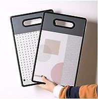Línea blanca Carta Bloques de cocina de plástico para cortar Tabla ...