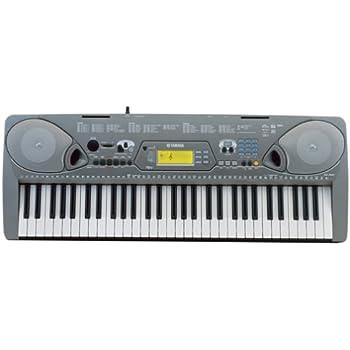 Amazon Com Yamaha Ez 250i Portatone Lighted Musical