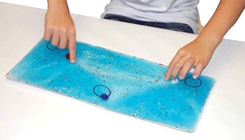 Sensory Stimulation Activities (Skil-Care 912440 Gel Pad with 3 Balls)