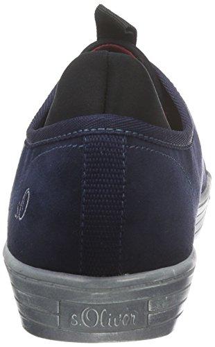 s 23606 Femme Baskets 805 Basses Navy Bleu Oliver qPwqvr8