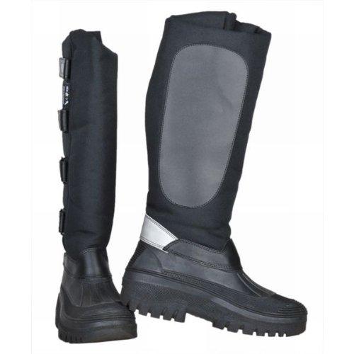 HKM Winterthermostiefel Kodiak, Schuhgrösse 37, schwarz