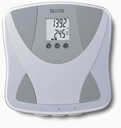 Tanita BF679W Duo Scale Plus Body Fat Monitor with Body Water by Tanita