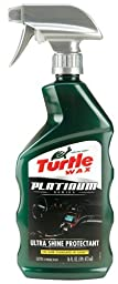 Turtle Wax T402 Platinum Series Protectant, 16 ounces