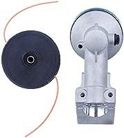 Haishine - Cabezal de engranaje de bobina para cortacésped ...