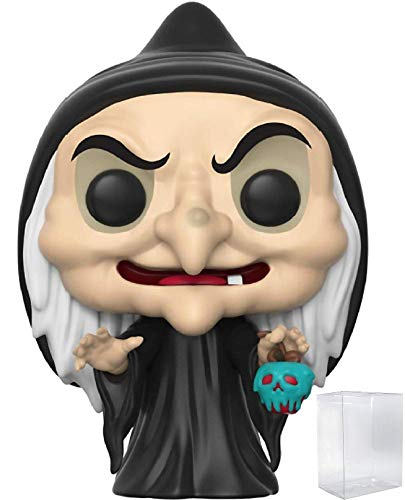 Funko Pop! Disney: Snow White and The Seven Dwarfs - Wicked Witch Vinyl Figure (Includes Pop Box Protector Case) -