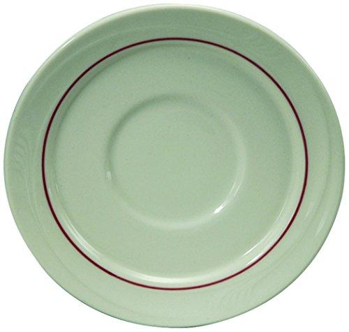 Oneida Foodservice F1040728500 Espree Accent Saucer, 5.5
