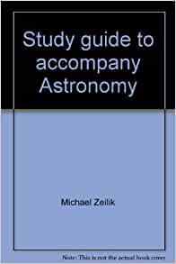 astronomy study guide essay Find 9781938168284 astronomy by fraknoi et al at over 30 bookstores buy, rent or sell.