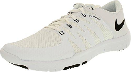 Nike Mens Trainer 5.0 V6 Bianco / Nero / Cool Grigio Maglia Scarpe Da Ginnastica 12,5 D (m) Noi