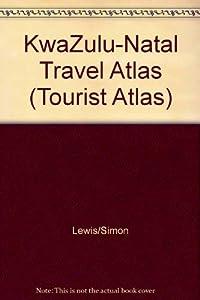 Paperback Kwazulu Natal (Tourist Atlas) Book