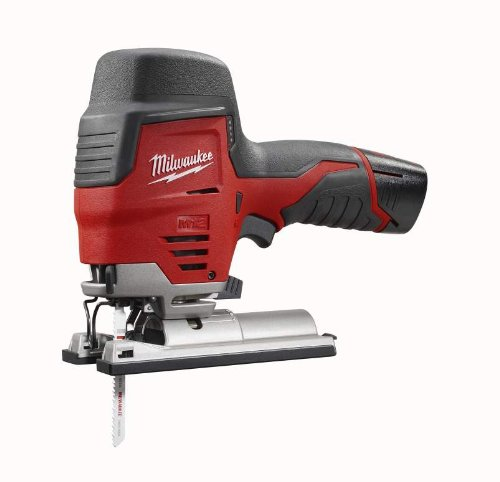 Milwaukee 2445-21 M12 Jig Saw W 1 Bat