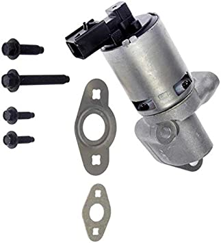 APDTY 022353 EGR Exhaust Gas Recirculation Valve Fits V6 3 3L or 3 8L On  2007-2008 Pacifica 2008-2010 Chrysler Town & Country or Dodge Grand Caravan