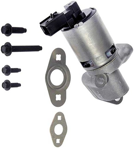 APDTY 022353 EGR Exhaust Gas Recirculation Valve Fits V6 3.3L or 3.8L On 2007-2008 Pacifica 2008-2010 Chrysler Town & Country or Dodge Grand Caravan 2007-2011 Jeep Wrangler 2009-2010 VW - Dodge Exhaust Caravan