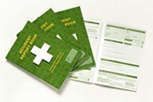 first aid accident book reporting Individual)prompt reporting ensures complete and accurate a first aid records binder is now available from the queen's printer bookstore designed to fit most.