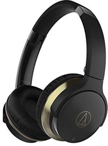 Audio-Technica ATH-AR3BTBK SonicFuel Wireless On-Ear Headpho