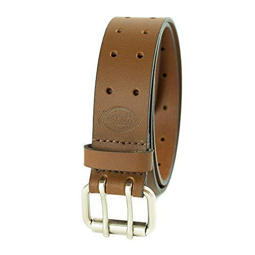 Dickies Men's Big and Tall Double Prong Belt, tan, 3X (Waist: 48)
