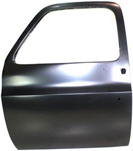 C2500 Pickup Door Shell (Crash Parts Plus Primed Door Shell for Chevy C30, Pickup, Suburban, GMC Pickup, Suburban)