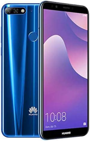 HUAWEI Y7 Prime (2018) Dual SIM 32 GB 3 GB RAM TRT-L00 Blue ...