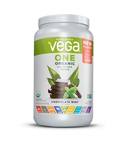 Vega One Organic All-in-one Shake Chocolate Mint
