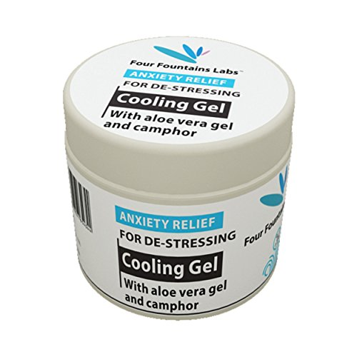 Four Fountains Labs – Cooling Gel for reducing Stress