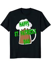 St. Patrick's Day Funny Beer Mug Shirt