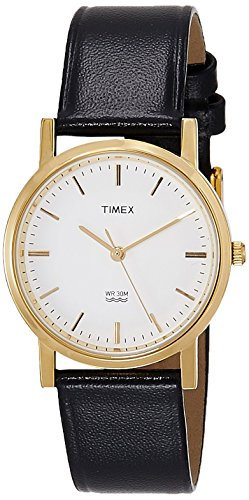 Timex Men's Classics Analog Dial Watch by Timex