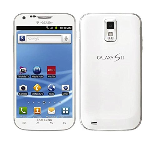 Samsung SGH-T989 Galaxy S II 16GB White Android Phone - T-Mobile