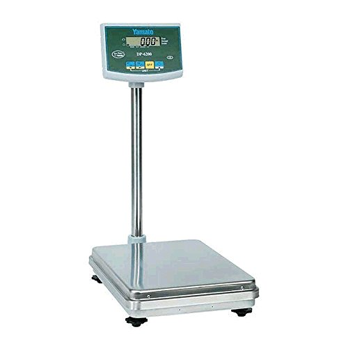Yamato DP-6200-300 Large 300 Pound Digital Receiving Scale by Yamato