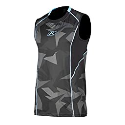 Klim Aggressor Cool -1.0 Sleeveless Men - Camo / Large