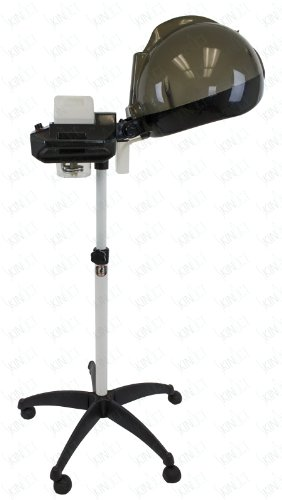- Deluxe Hair Steamer with Timer with ONE YEAR WARRANTY By Skin Act