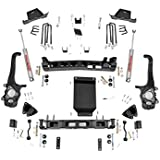 Rough Country - 875.20 - 6-inch Suspension Lift Kit w/ Premium N2.0 Shocks