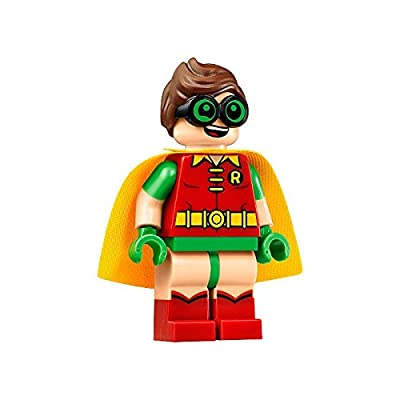 The LEGO Batman Movie MiniFigure - Robin (w/ Goggles)