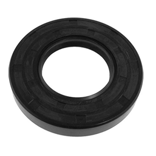 DealMux Metric Rotary Shaft Oil Seal TC Oilseal 40mm x 75mm x 12mm Double Lip ()