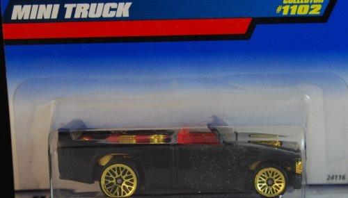 Truck Hot Wheels Mini (Hot Wheels 1999 #1102 Mini Truck)