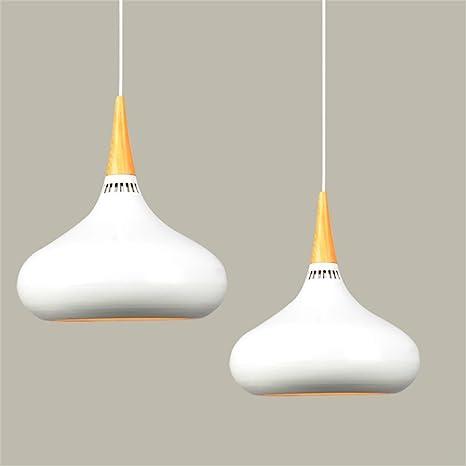 Loft Retro lámpara de Techo Art Deco Cebolla Luz Colgante ...