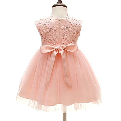 a8f7718bfaad Moon Kitty Baby Girl Dress Christening Baptism Gowns Flower Girl ...