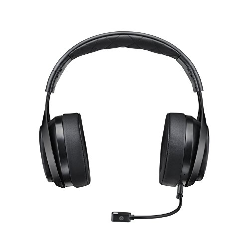 LucidSound LS35X Wireless Surround Sound Gaming Headset - Officially  Licensed for Xbox One - Works Wired with PS4, PC, Nintendo Switch, Mac, iOS  and