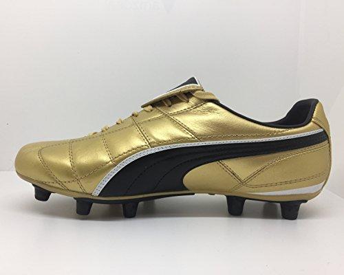 Puma, Herren Fußballschuhe  Gold gold