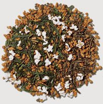 Genmaicha Tea 16 oz (1 lb) bag of loose tea