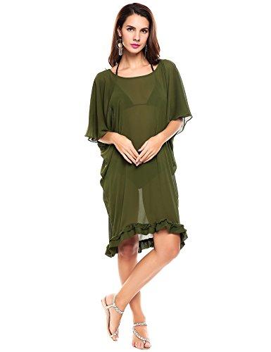 Buy below the knee length summer dresses - 9