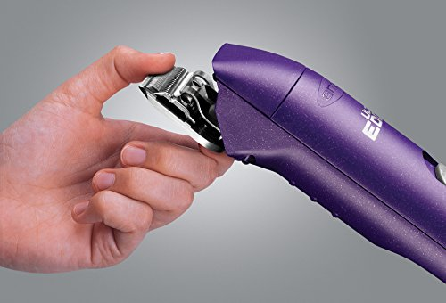Andis UltraEdge AGC Super 2-Speed Detachable Blade Clipper, Professional Animal Grooming, Purple, AGC2 (24080) by Andis (Image #2)