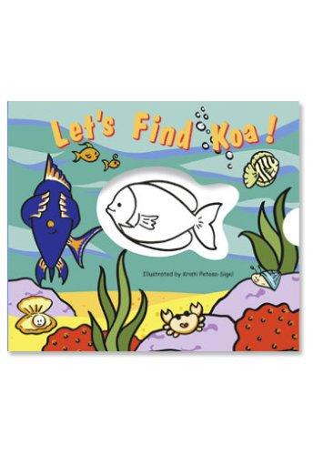Let's Find Koa! (Koa Board)