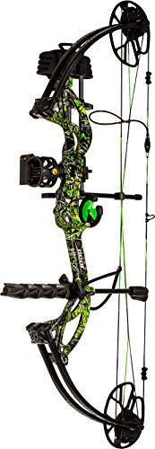 Bear Archery Cruzer G2 RTH Compound Bow - Moonshine Toxic -